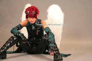 Angel Sanctuary: Cosplay 3 by Akusesu