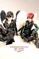 Angel Sanctuary: Cosplay 4 by Akusesu