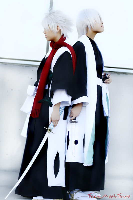 Bleach Cosplay: Fortitude by Akusesu