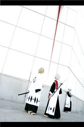 Bleach Cosplay: The Murder by Akusesu
