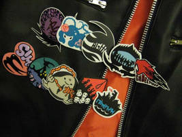 Air Gear Emblem Stickers