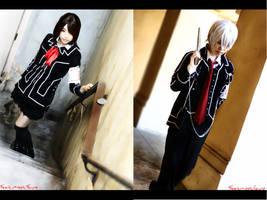 Vampire Knight Cosplay 1 by Akusesu