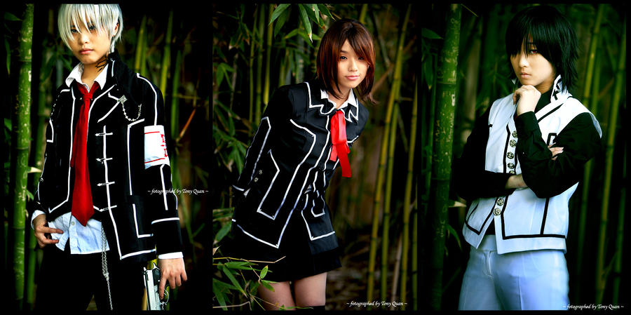 Vampire Knight: Love Trio by Akusesu