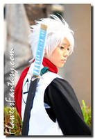 BLEACH cosplay: 10th division by Akusesu