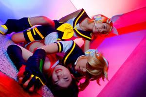 Vocaloid: REAP by Akusesu