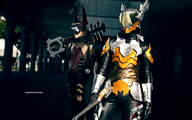 Kingdom Hearts Power Rangers By Akusesu On Deviantart