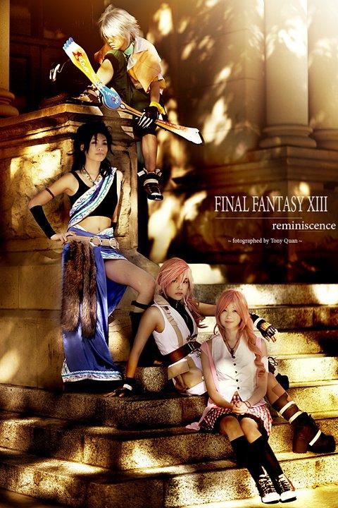FFXIII: Reminiscence by Akusesu