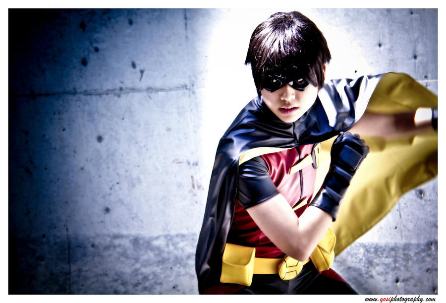 YJ: Robin, the Boy Wonder by Akusesu