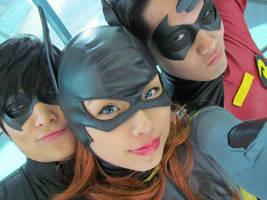 Bat Family by Akusesu