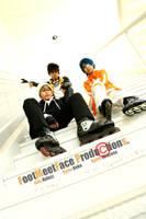 Air Gear Group cosplay by Akusesu