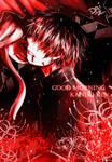 [FANART][TG:RE] Good Morning Kaneki Ken by DaiikonRadish
