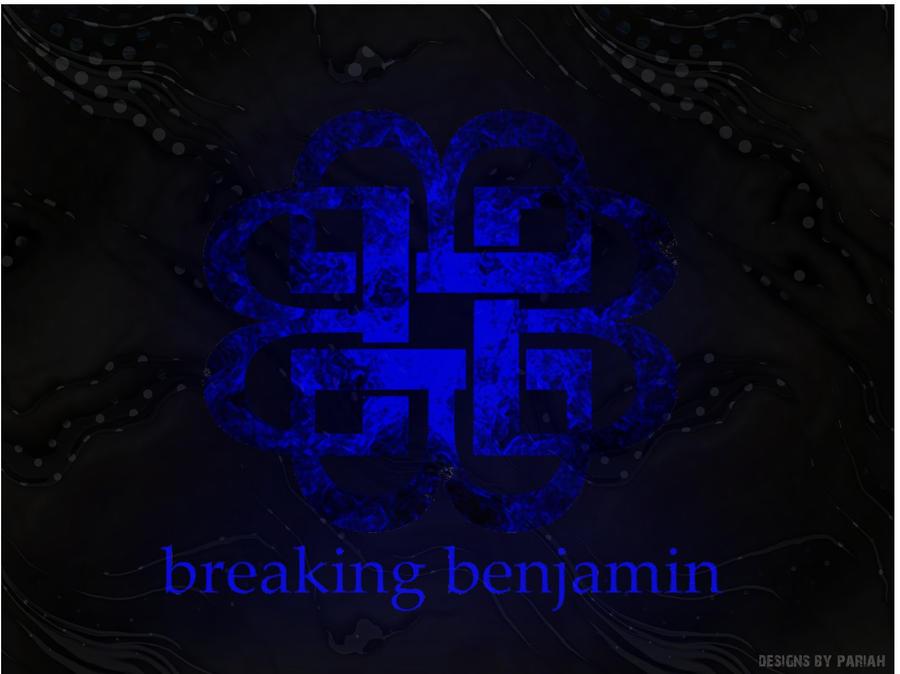 Breaking Benjamin Logo Art V2 By Pariah73