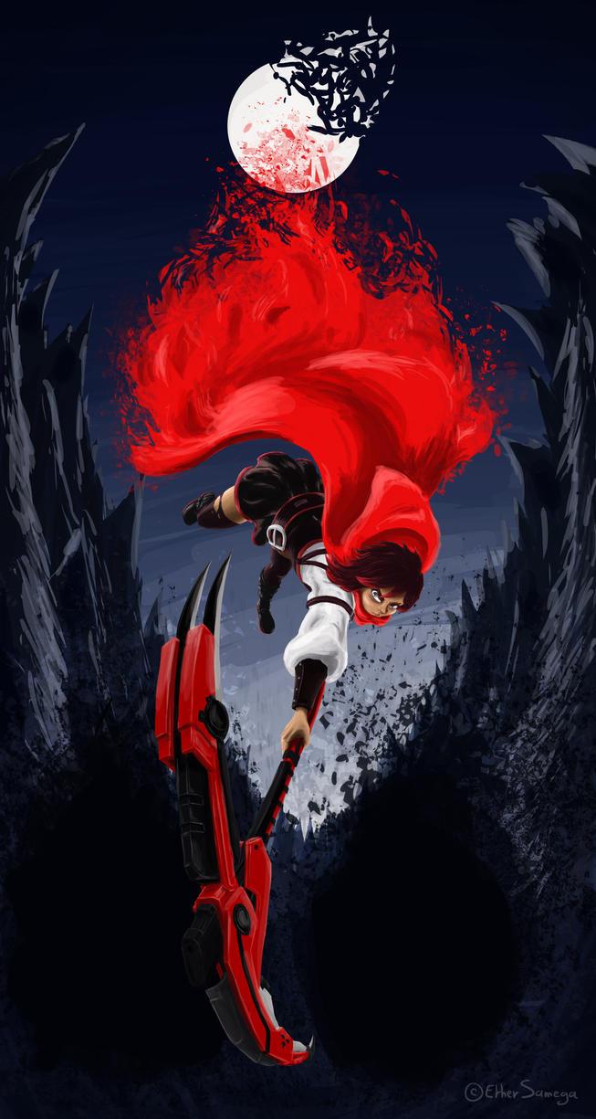 Ruby Rose by EtherSamega