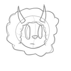 Avatar Rough Sketch