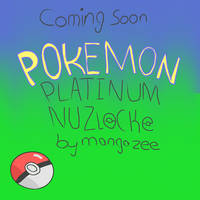 Pokemon Platinum Nuzlocke Comic ANNOUNCEMENT!