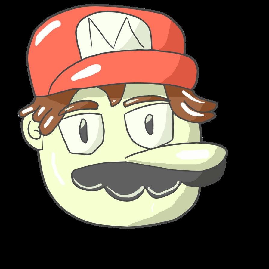Mario by mangazee