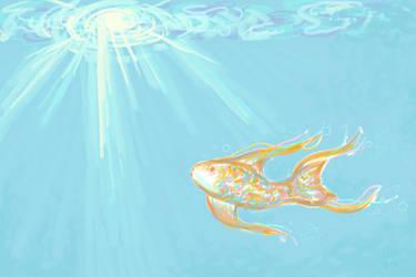 A Fish's Faith by astaldoia