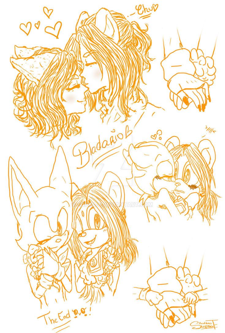 .:Doodles:.Bladario by Supra-F