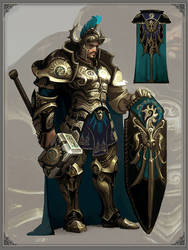 golden captain by su-ke