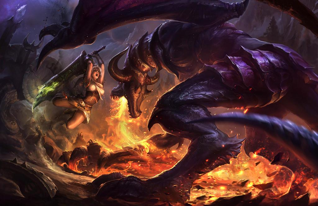 League of Legends abrégé LoL anciennement nommé League of Legends Clash of Fates est un jeu vidéo de type arène de bataille en ligne gratuit développé et