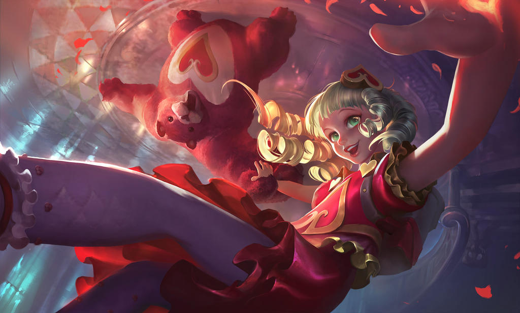 valentine annie splash by su-ke