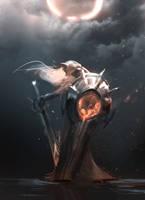 Eclipse Leona promo art/ early concept