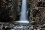 Millomeri's waterfalls.