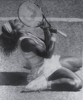 Serena Williams-the champ