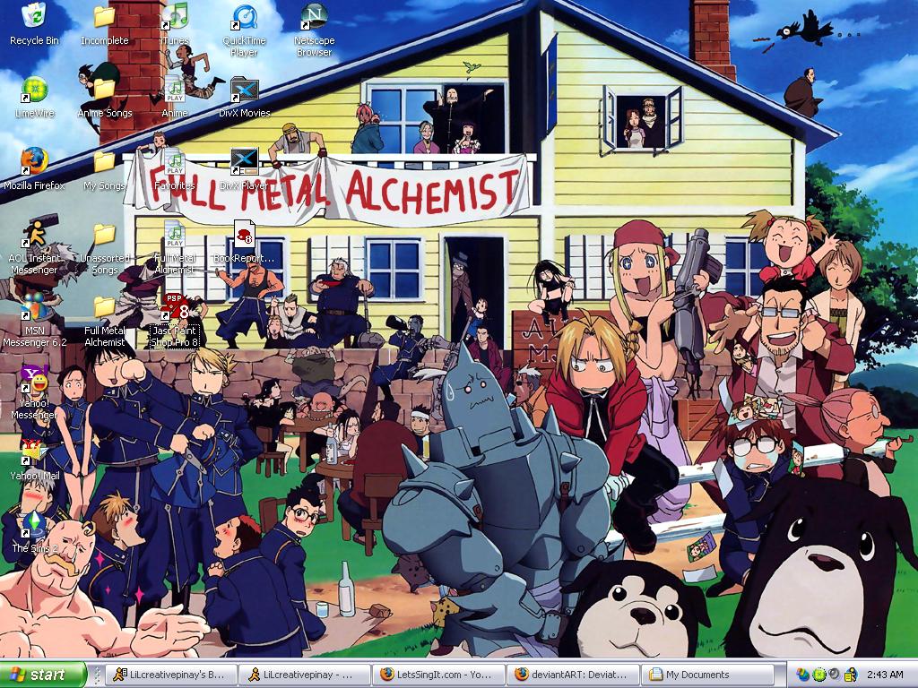 Full Metal Alchemist Cast by LiLcreativepinay on deviantART