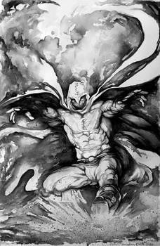 Moon Knight by Eric Meador
