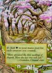 Gaea's Cradle - Borderless Alter (Cherry Blossoms) by closetvictorian