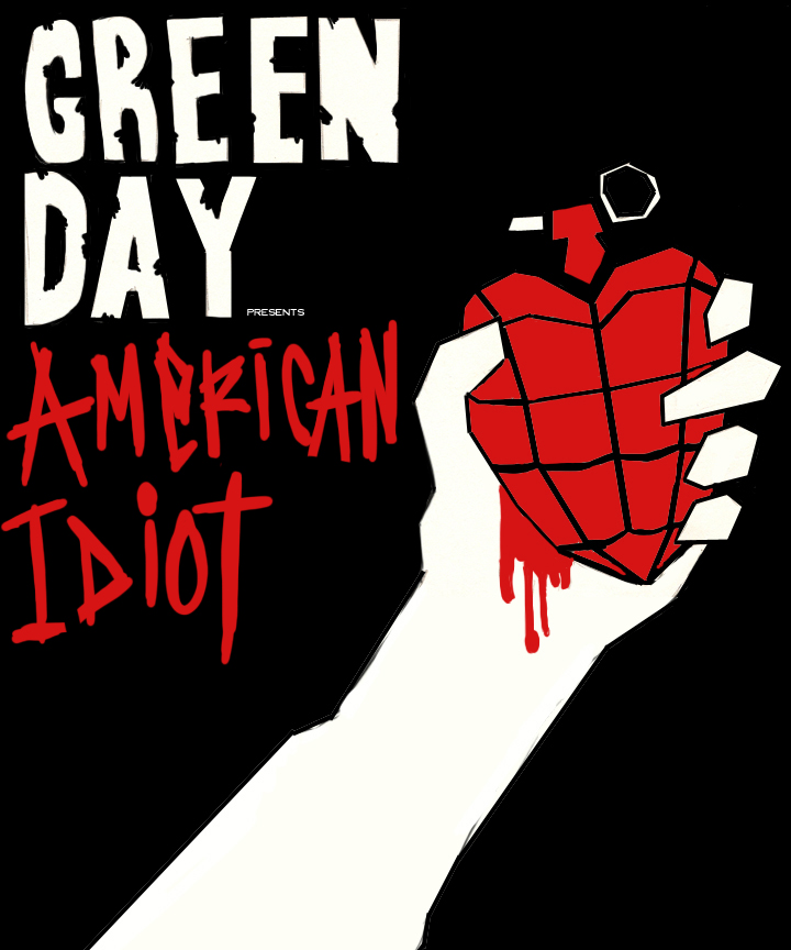 american idiot by the band green
