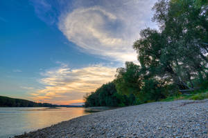 On River Danube's Shore by batmantoo