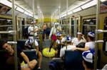U-Bahn Party