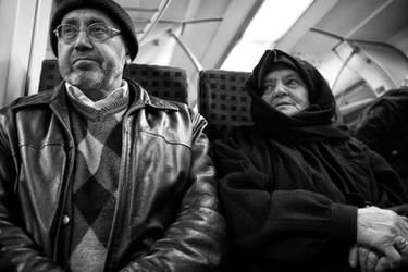 S Bahn Journey by batmantoo