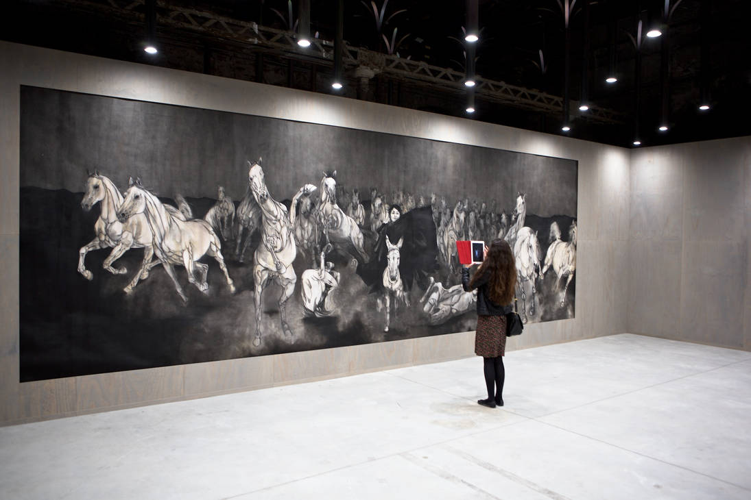 Kingdom of Bahrain Pavilion by batmantoo