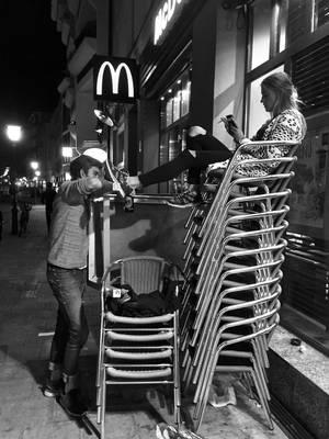 Queen of McDonalds by batmantoo