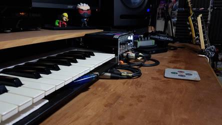 Desk 3 by PWhateverer