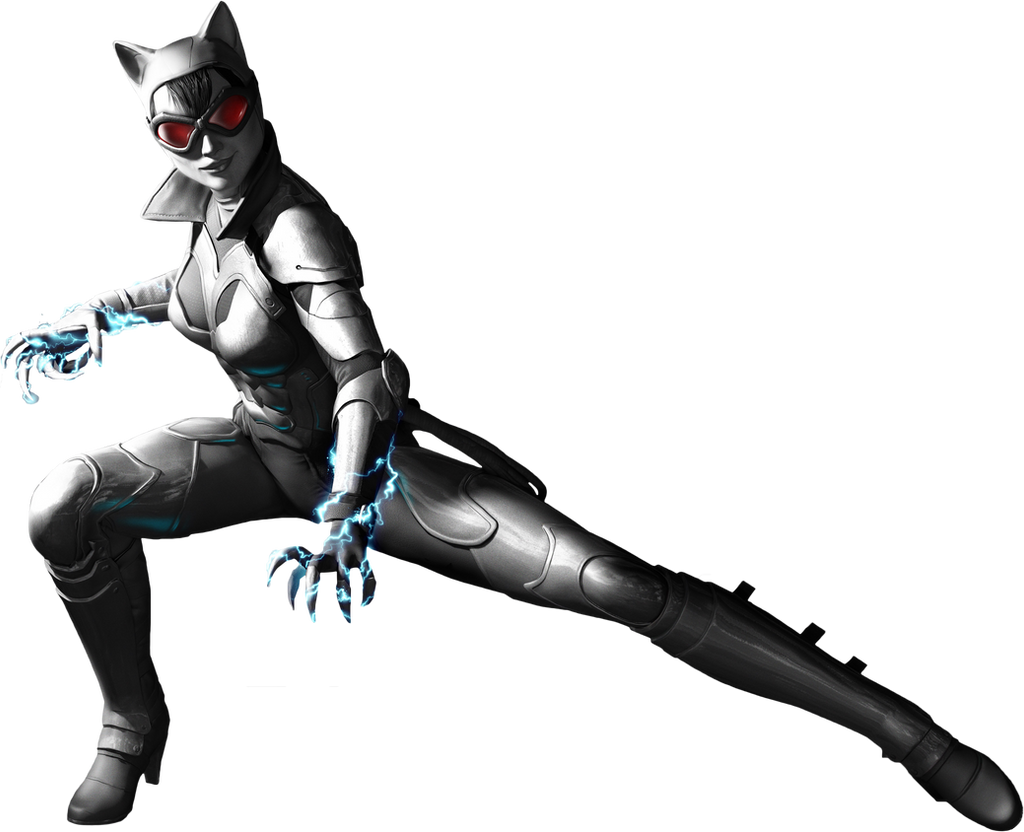 batman arkham city how to change catwoman skins