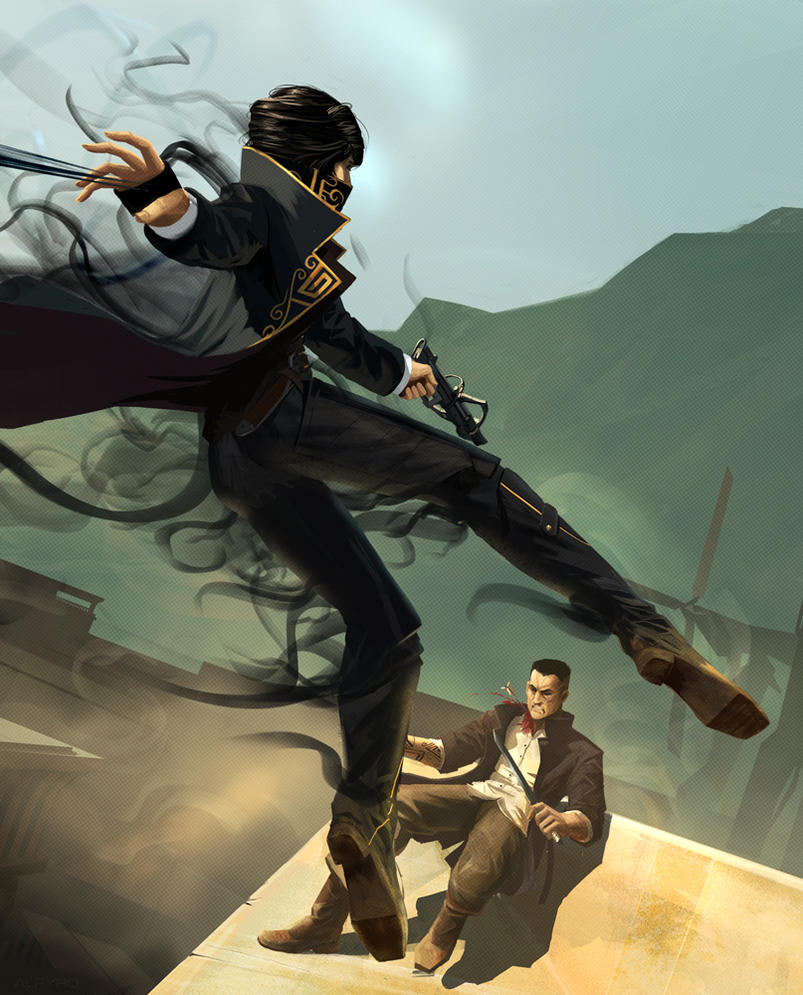 Dishonored by AlpYro