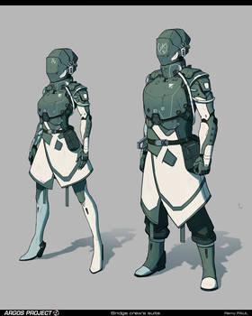 Argos // Bridge-suits