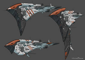 Spaceship 12 by AlpYro