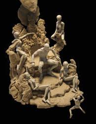 King Ki clay and models