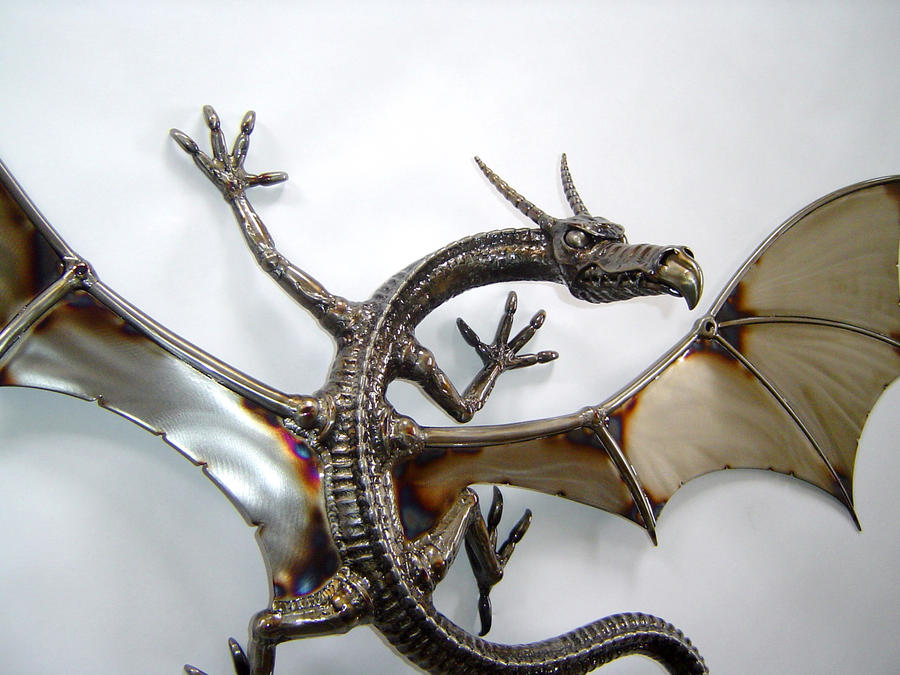 Metal Dragon Wall Art &VN59 | Wendycorsistaubcommunity