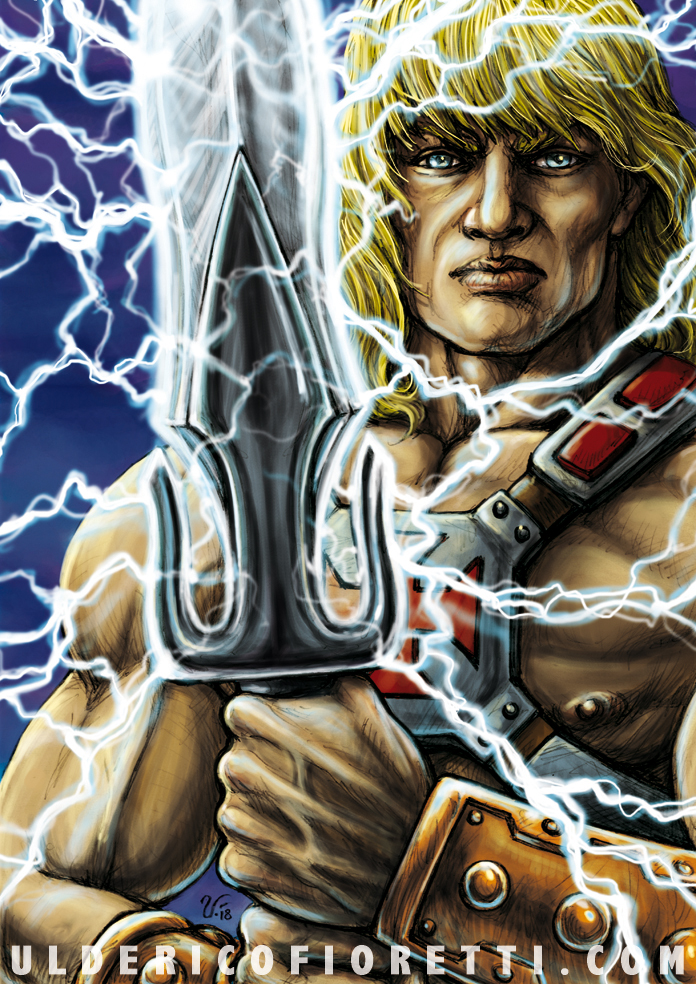 HE MAN by Ulderix