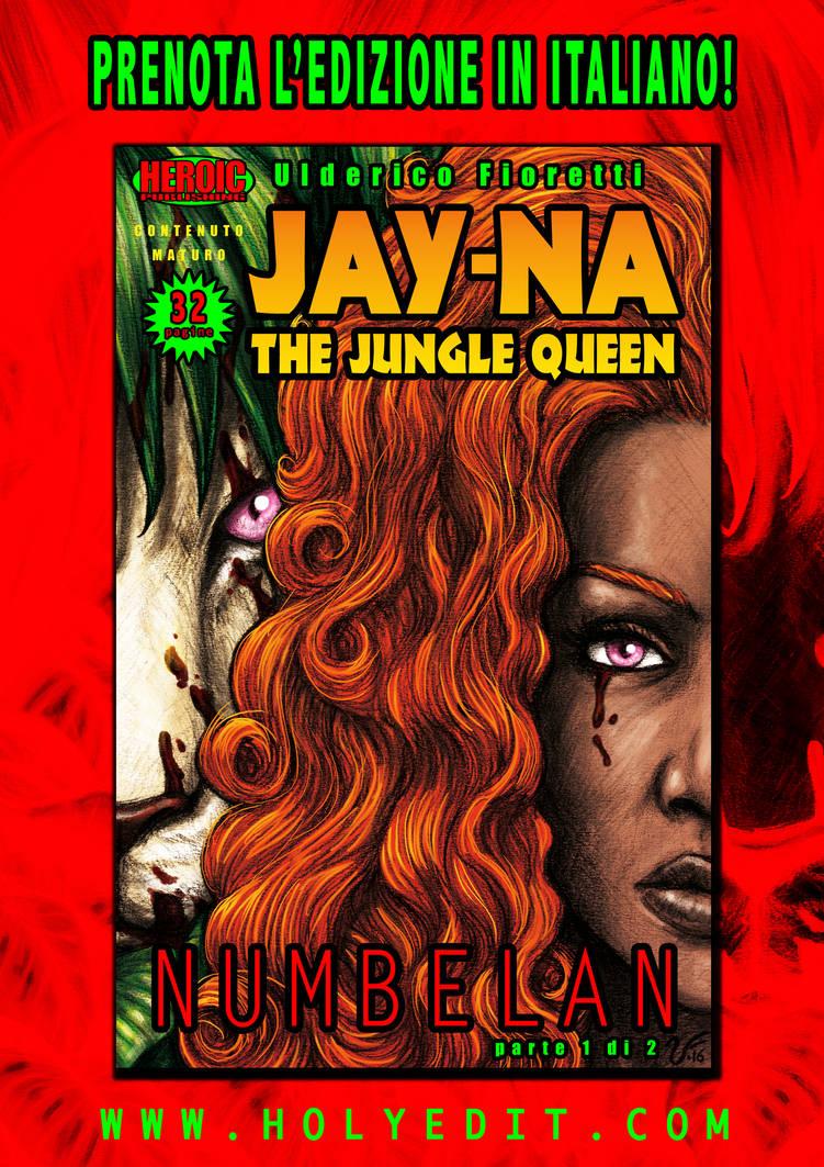JAY-NA NUMBELAN #1 IN ITALIA! by Ulderix