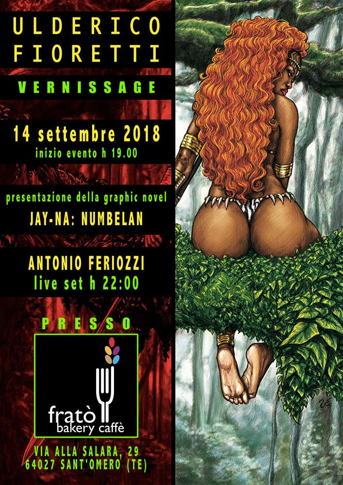 Mostra di Ulderico Fioretti - Holy Expo by Ulderix