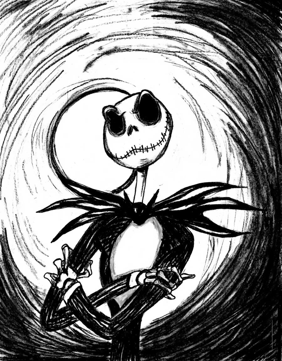 Jack Skellington by Grand-Theft-Autumn23
