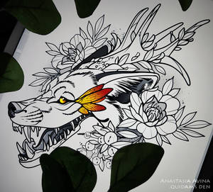 Wolf demon