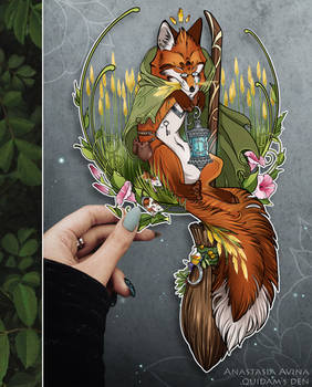 Fox the Witch
